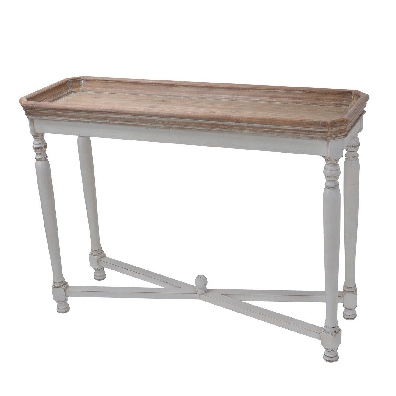 A&B Home Alcott Table (Narrow), 42'' x 14'' x 30''