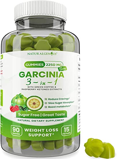 Amazon Com Fat Burning Gummies Pure Extract Garcinia Cambogia
