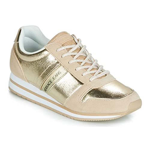Versace Jeans Linea Fondo Stella DIS 1 E0VTBSA170941901, Deportivas: Amazon.es: Zapatos y complementos