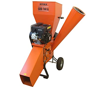 Benzin Gartenhacksler Ghb 760 A Amazon Co Uk Diy Tools