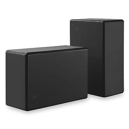 Amazon.com : Node (Set of 2) Latex-Free EVA Foam Yoga Blocks ...