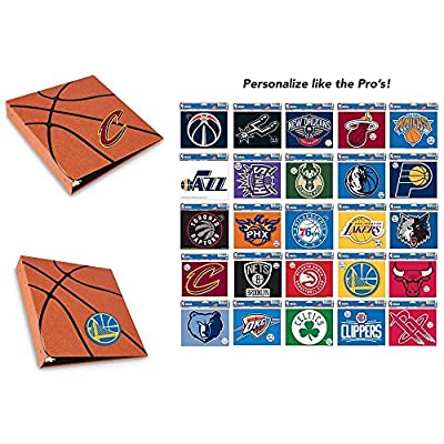 Boston Decal - Removable and Reusable Basketball Sticker : Office Products