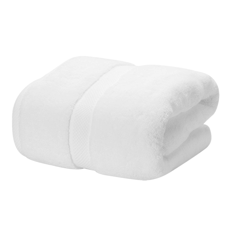 1 Asciugamano viso 1 Asciugamano ospite Set Asciugamani 2 Pezzi soffici morbidi assorbenti Blu Notte