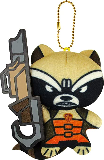 Ts Factory Rocket Raccoon Guardianes de la Galaxia Mini ...