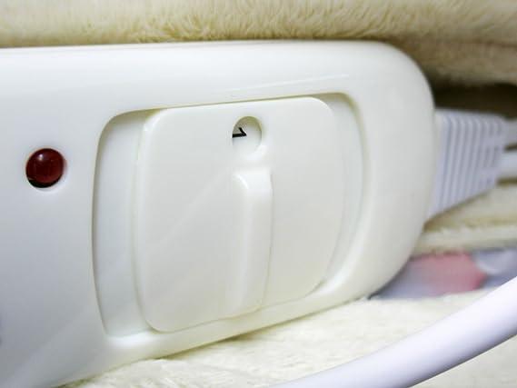 Almohadilla Chaleco CERVICAL Electrica Terapeutica Calor Cuello y Espalda 2592g: Amazon.es: Hogar