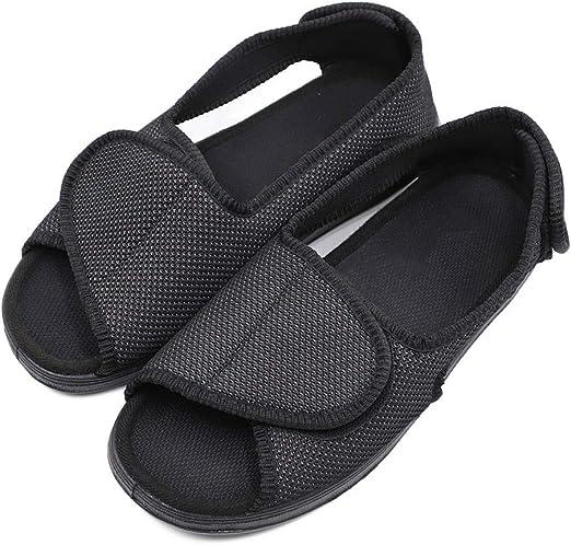 ACTLATI Men's Slippers Extra Wide Width