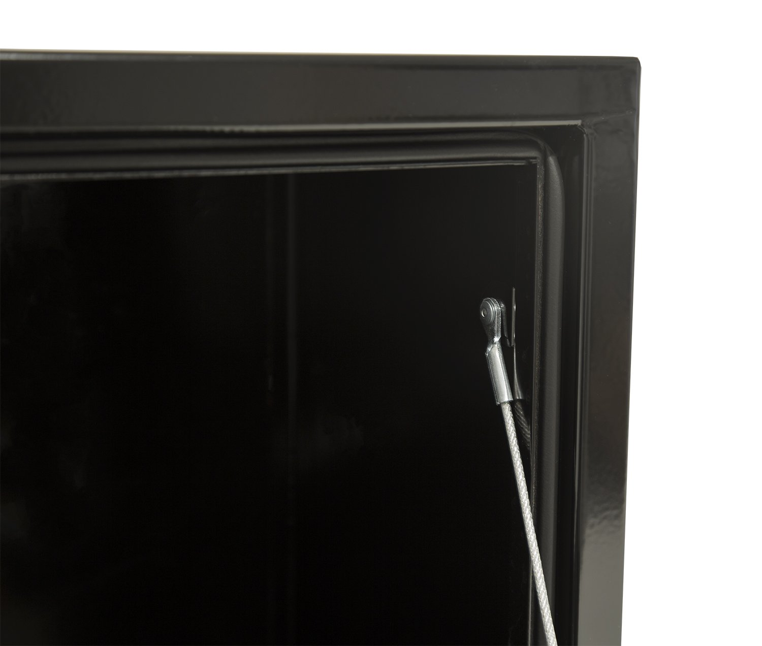 Buyers Products Black Steel Underbody Truck Box w/ T-Handle Latch (24x24x30 Inch) by Buyers Products (Image #3)