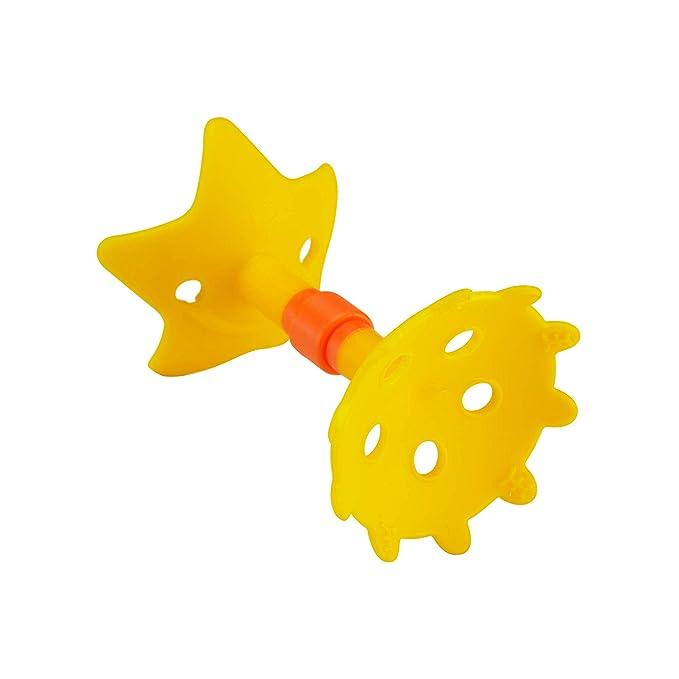 Innobaby EZ Grip Masajear Mordedor - Estrella Amarillo: Amazon.es ...