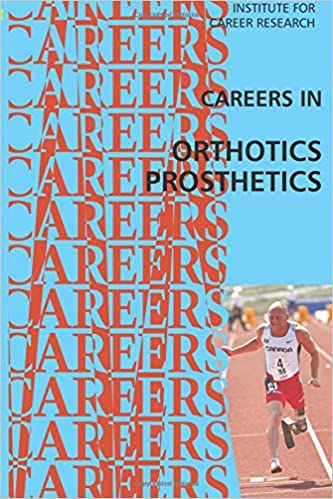 Book Careers in Orthotics-Prosthetics