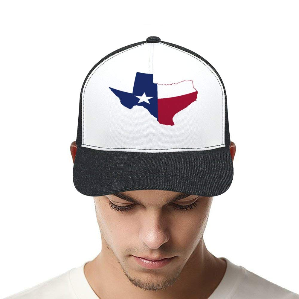 Texas Unisex Fashion hat Contracted hat All-Season Cap The Adjustable Cap