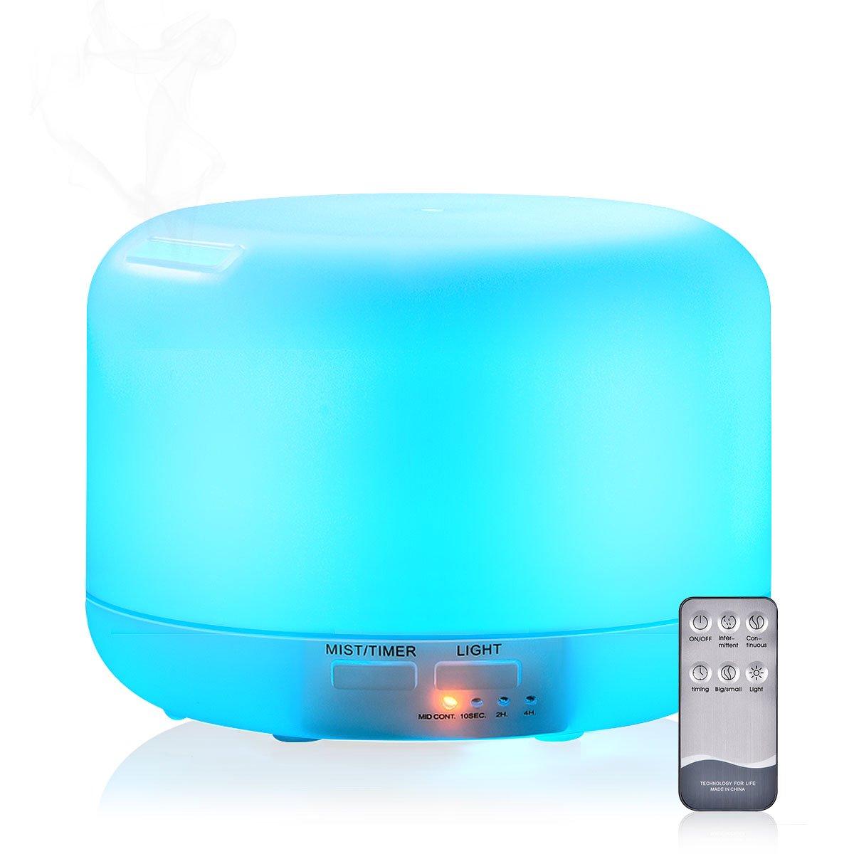 Diffusore di olio essenziale aromaterapia da 300 ml
