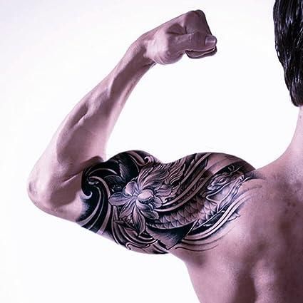 deardeer Tatuajes Temporales Para Las Mujeres Hombres – Fake Totem ...