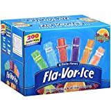Fla-Vor-Ice Plus Giant Pops 1.5 oz. 200 ct. (pack of 2) A1