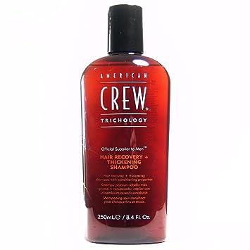 Amazon.com: American Crew Trichology Cabello recuperación ...