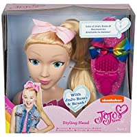JoJo Bow Styling Head Playset With Bow & Brush