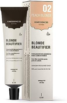 Kin Cosmetics Kinessences - Coloración sin amoniaco rubio ...