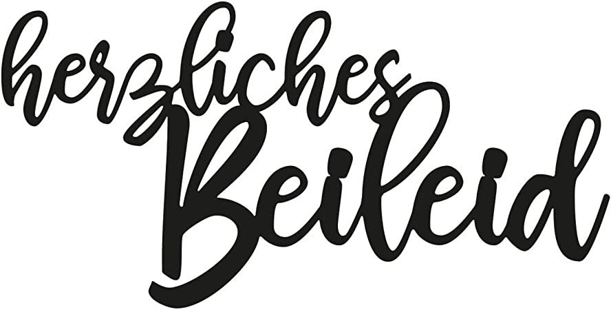 Vaessen Creative MV-SS-312 Handwerk Stanzschablone zum Basteln Herzliches Beileid Erstellen komplexer Designs f/ür Scrapbooking Kartenherstellung und andere Papierprojekte 3,7 x 6,5 cm Silber