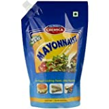 Cremica Mayo Squeeze Pouch, Veg, 900g