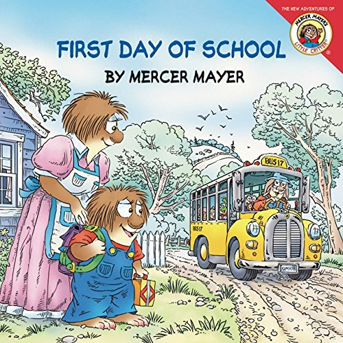Little Critter: First Day of School ()