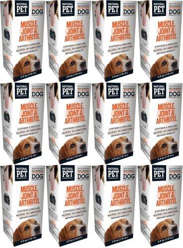 Tomlyn Dog Muscle, Joint & Arthritis 48oz (12 x 4oz)