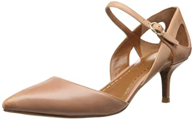 41bc11e33e Image Unavailable. Image not available for. Color: Enzo Angiolini Women's  Galan Natural 8 ...