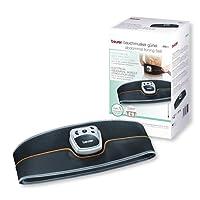 Beurer EM 35 Bauchmuskel-Gürtel, EMS Training, 4 Kontaktelektroden auch für die seitliche Bauchmuskulatur