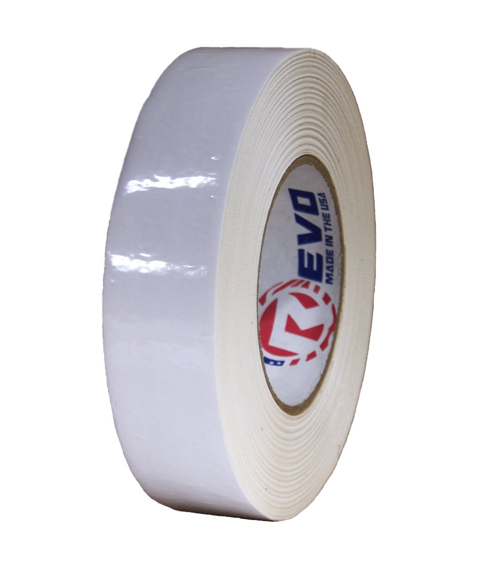 REVO Double Sided Carpet Tape (1.5'' x 36 yards) MADE IN USA - Aggressive Rubber Adhesive - Long lasting - Double Sided Tape - Professional Quality by Impact (Image #1)