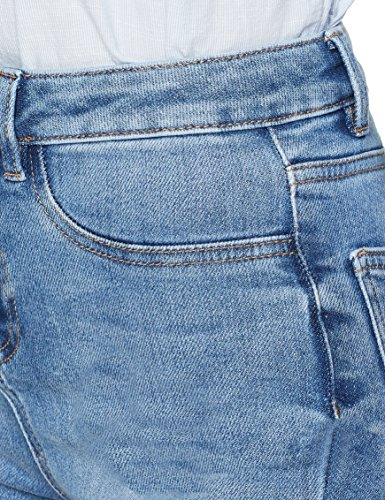 Blue Jeans Look Disco mid Skinny Blu Pumpkin New Donna 40 p8xw6q8PS