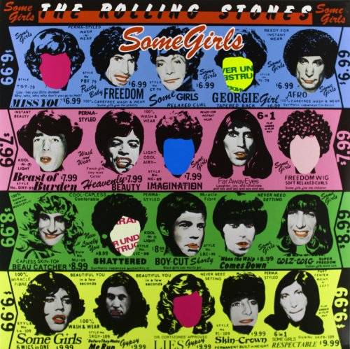 The Rolling Stones - Some Girls [lp] - Zortam Music