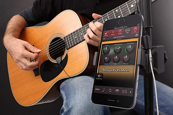 IK Multimedia IPIRIGACOUSTIC - Interfaz audio: Amazon.es ...