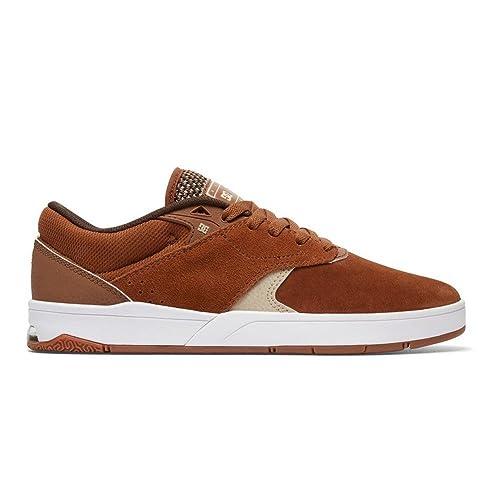 Zapatillas Dc - Tiago S marrón/crema/blanco talla: 42,5: DC Shoes: Amazon.es: Zapatos y complementos