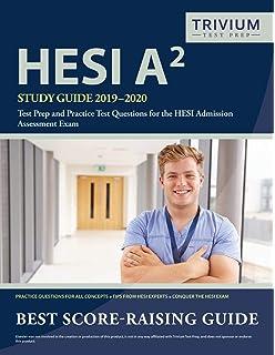 best hesi study guide 2020 HESI A2 Study Guide 2019 & 2020: HESI Admission Assessment Exam