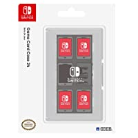 HORI Switch Game Card Case - Clear (Nintendo Switch)