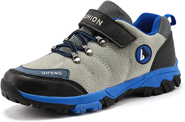Sunny Day Childrens Non-Slip Hiking Outdoor Sports Shoes Lightweight