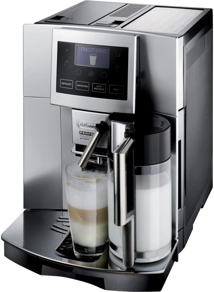 Magimix Espresso /& Filtre Automatic Coffee Maker//–/Freestanding, Chrome, Buttons, Ground Coffee, Pod, Cappuccino, Coffee, Espresso, Espresso