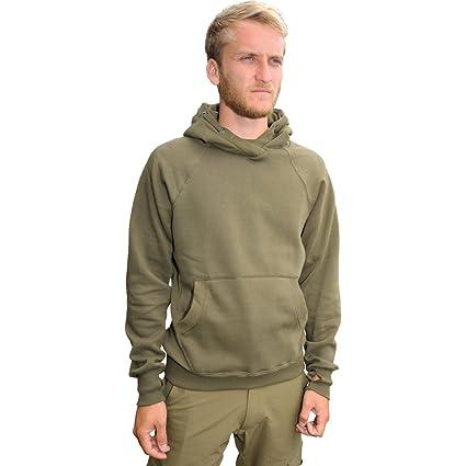 Korda Kore Black Olive Zip Up Hoodie Fishing Hoody Clothing All Sizes
