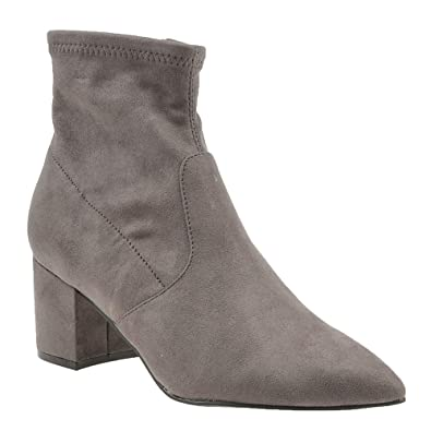 7fbb0ee4112 Steve Madden Blair Women s Boot 6 B(M) US Grey