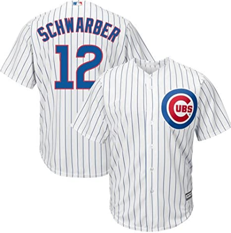 the latest 4c117 80780 discount code for chicago cubs kyle schwarber jersey 61260 5d203