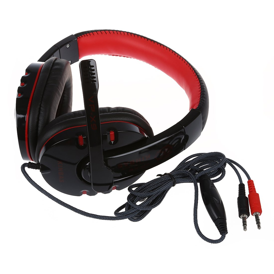 Auriculares - KINBAS VP-X9 Audifono Auriculares de juego con ...