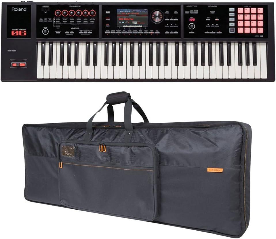 Roland FA-06 61-clave de estación de trabajo musical y ...