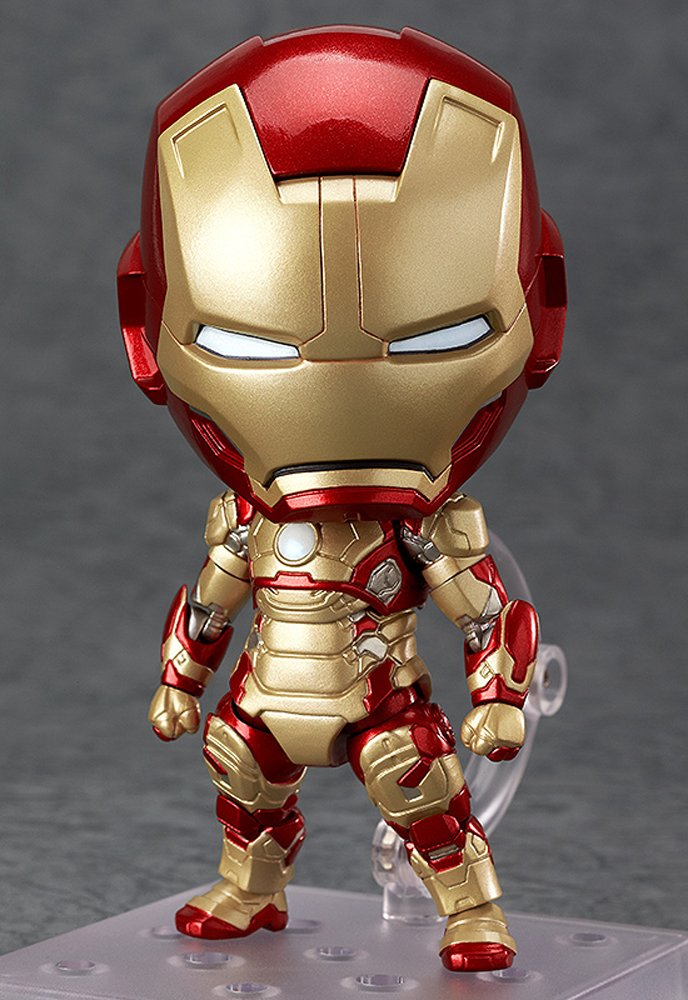 Newiron Man 3 Nendoroid Iron Man Mark 42 Heroes Edition ...