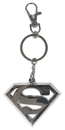 SD Toys SDTWRN02983 - Llavero mosquetón con logo Superman ...