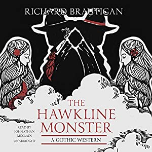 The Hawkline Monster Audiobook