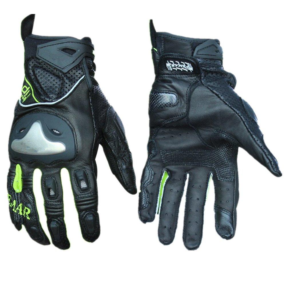 快適 ハイキング狩猟釣りを登るオートバイのための完全な指のオートバイの手袋 (サイズ : XL) X-Large  B07P5CQ34W