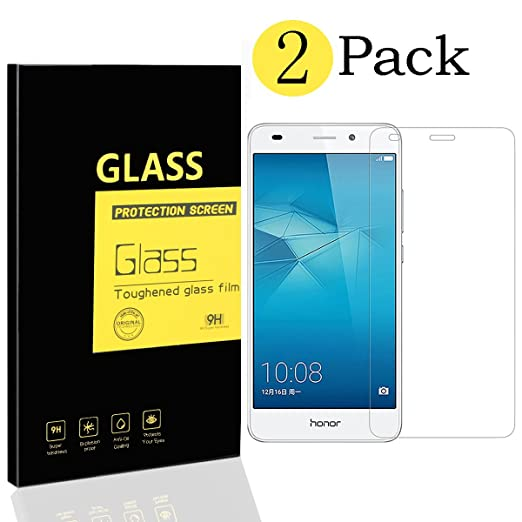 5 opinioni per [2-Pack] Huawei Honor 5C / Honor 7 Lite / GT3 Pellicole Protettive , MENGGOOD
