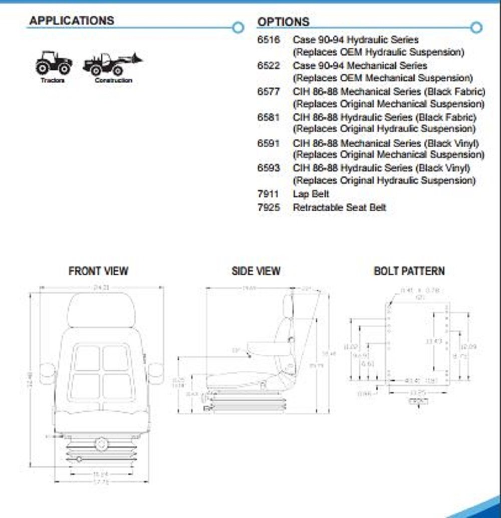 New Holland 7740 Wiring Diagram For Air Seat Tractors Ford On Schematics