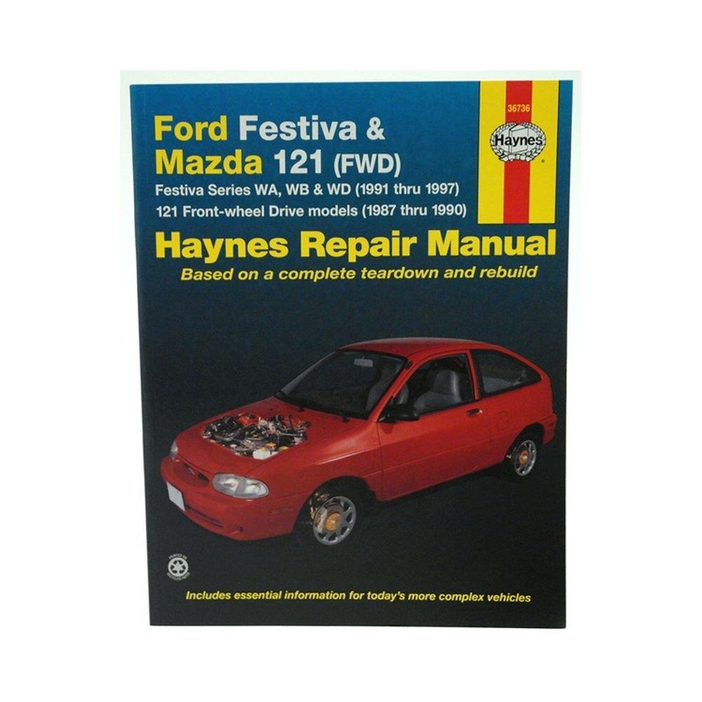 Ford Festiva and Mazda 121 (FWD) Australian Automotive Repair Manual: 1987  to 1997 (Haynes Automotive Repair Manuals): Jeff Kibler, J. H. Haynes: ...
