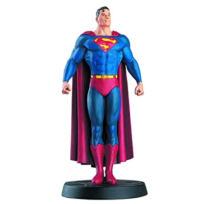 Eaglemoss DC Comics Super Hero Collection: Superman Figurine: Toys & Games