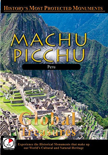 Global Treasures - Machu Picchu, Peru