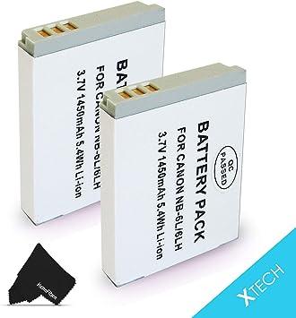 Batería para Canon PowerShot SX610HS SX610 Hs ACCU